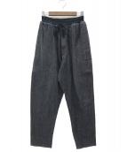 ()の古着「居間着パンツ」|グレー