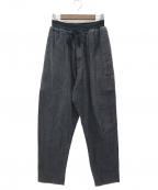 THE Sakaki(ザ サカキ)の古着「居間着パンツ」|グレー