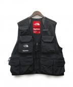 SUPREME × THE NORTH FACE(シュプリーム × ザ・ノースフェイス)の古着「20SS Cargo Vest」|ブラック