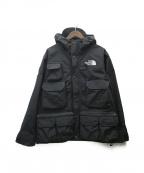 SUPREME × THE NORTH FACE(シュプリーム × ザ・ノースフェイス)の古着「20SS Cargo Jacket」|ブラック