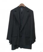 GROUND Y()の古着「20SS ダブルジャケット」|ブラック