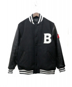 Bucca44(ブッカ44)の古着「OLLIE スタジャン」 ブラック