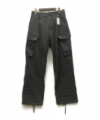 ()の古着「NYLON CARGO PANTS」|グレー
