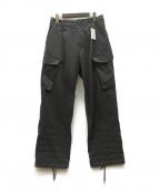 TONE(トーン)の古着「NYLON CARGO PANTS」|グレー