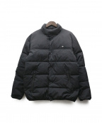 BAYFLOW(ベイフロー)の古着「中綿PADブルゾン」 ブラック