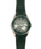 LOCMAN(ロックマン)の古着「アヴィアトーレ腕時計」|グリーン