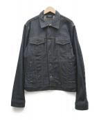 GUESS(ゲス)の古着「デニムジャケット」|インディゴ