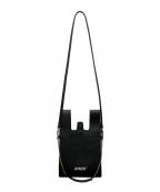 ADER error(アーダーエラー)の古着「ミニショルダーバッグ」|ブラック