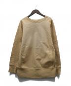 R.H.Vintage(ロンハーマン ヴィンテージ)の古着「Sweat」 ベージュ