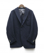 ms braque(エムズ ブラック)の古着「テーラードジャケット」 ネイビー
