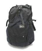 BACH(バッハ)の古着「ウィザード27 バックパック」 ブラック