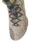 中古・古着 NIKE (ナイキ) ハイカットスニーカー マルチカラー サイズ:28 LEBRON 15 EP AO1754-901:7800円