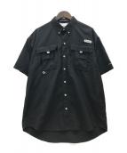 ()の古着「バハマIIショートスリーブシャツ」|ブラック