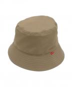 NEON SIGN(ネオンサイン)の古着「Bucket hat」|ブラウン