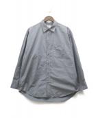 ALLEGE(アレッジ)の古着「21SS Standard Shirt」|グレー