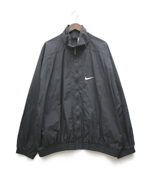 NIKE(ナイキ)NIKE (ナイキ) ヴィンテージナイロンジャケット ブラック サイズ:L 銀タグ 90'Sの古着・服飾アイテム