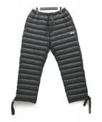 ()の古着「インシュレーテッドパンツ」|ブラック