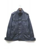 MONCLER(モンクレール)の古着「ナイロンフィールドクリスティアンジャケット」|ネイビー