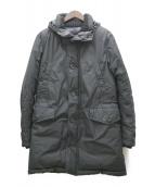 MONCLER(モンクレール)の古着「GIVORSEダウンコート」|ブラック