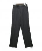 Jean Paul Gaultier homme(ジャンポールゴルチェオム)の古着「スラックス」 ブラック
