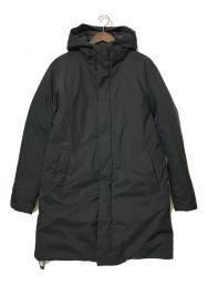 LACOSTE (ラコステ) ロングダウンコート ブラック サイズ:XS