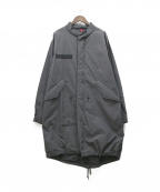 ALPHA()の古着「M-65モッズコート」|グレー