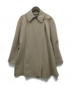 S Max Mara(エスマックスマーラ)の古着「ショートトレンチコート」 ベージュ