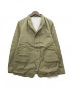 A vontade()の古着「Old Potter Jacket」|オリーブ