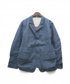 A vontade(アボンタージ)の古着「Old Potter Jacket」|ブルー