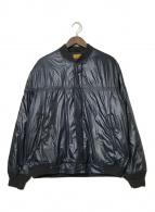 ()の古着「プリマロフトジャケット」|ネイビー