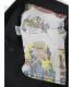 中古・古着 sanca (サンカ) BLK DENIM TAPERED 5Pデニムパンツ ブラック サイズ:1 S19FPT03:7800円