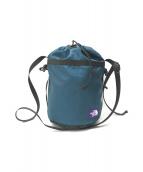 ()の古着「Bucket Shoulder Bag」 ブルー