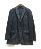 RALPH LAUREN()の古着「テーラードジャケット」|インディゴ