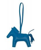 HERMES(エルメス)の古着「ロデオチャームMM」|ブルー