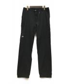 ()の古着「ハヤブサパンツ」 ブラック