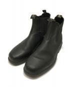 ()の古着「サイドゴアブーツ」|ブラック