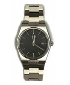 TISSOT(ティソ)の古着「腕時計」|ブラック