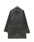 ATON()の古着「フィールドコート」 ブラック