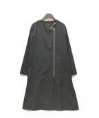 ARTISAN(アルチザン)の古着「21AW ミニマル羽織ジャケット」 ブラック