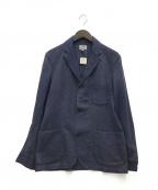 GAIJIN MADE()の古着「3Bジャケット」|ネイビー