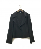MS GRACY(エムズグレイシー)の古着「テーラードジャケット」|ブラック