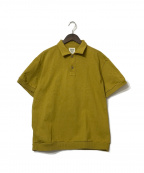 JACKMAN(ジャックマン)の古着「20AW Dotsume Owners Polo」 イエロー