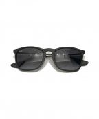 RAY-BAN(レイバン)の古着「クリス ジャパンフィット サングラス」|ブラック