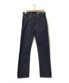 ()の古着「5ポケットデニムパンツ」|インディゴ