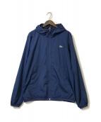 ()の古着「撥水性フード付きジャケット」|ネイビー