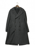 LARDINI()の古着「ウールPコート」|グレー