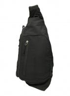 ()の古着「POP SLING BAG」|ブラック