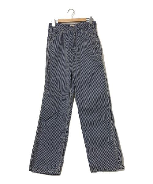 45rpm(45アールピーエム)45rpm (45アールピーエム) ゴマデニムヒッコリー ブルー サイズ:31の古着・服飾アイテム
