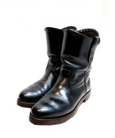 REDWING(レッドウィング)の古着「ペコス ブーツ」|ブラック