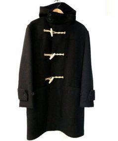 N.HOOLYWOOD×groverall(エヌハリウッド×グローバーオール)の古着「ダッフルコート」|ブラック